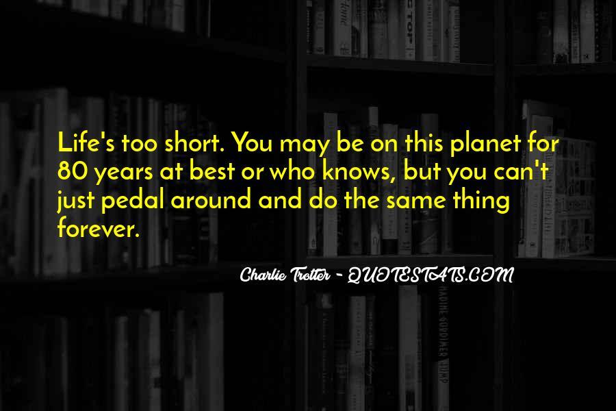 Best Short Quotes #67432