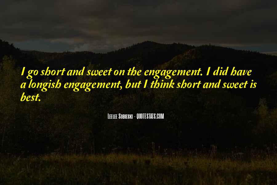 Best Short Quotes #804404