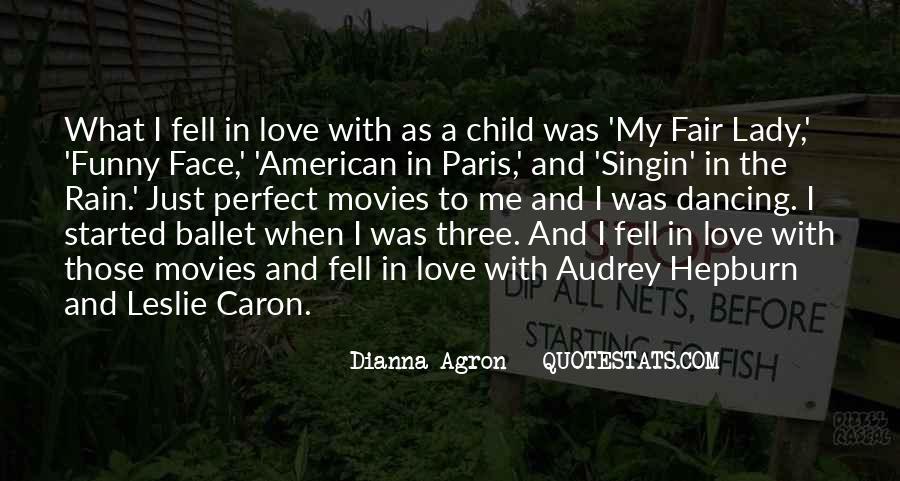 Best Singin In The Rain Quotes #1280763