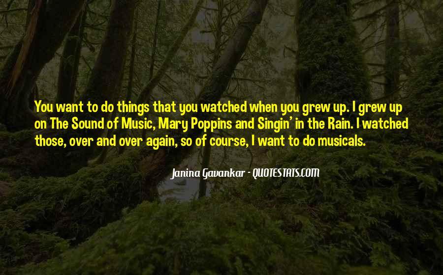 Best Singin In The Rain Quotes #1804494