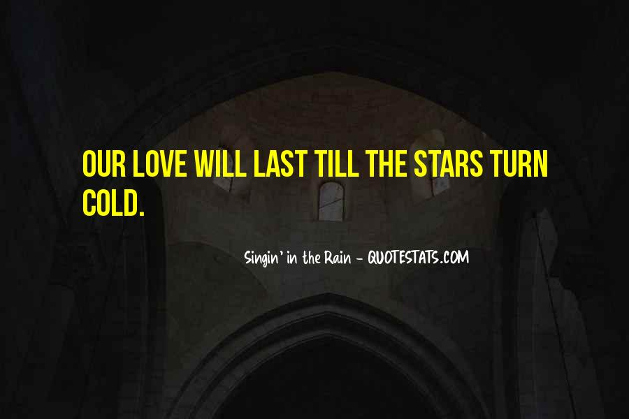 Best Singin In The Rain Quotes #421582