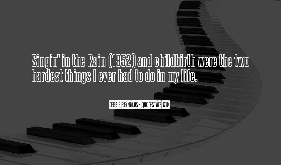 Best Singin In The Rain Quotes #515925