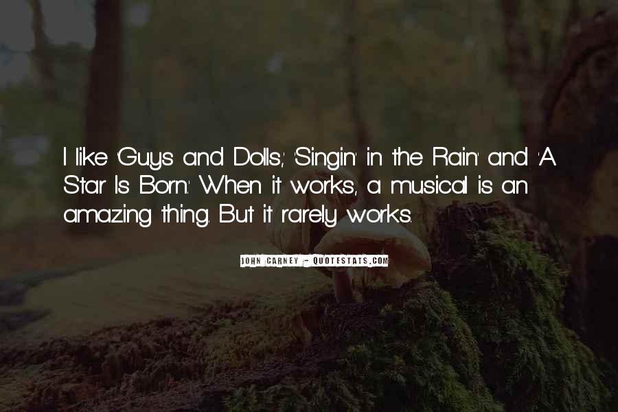 Best Singin In The Rain Quotes #635361