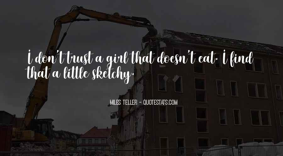 Best Sketchy Quotes #1068028