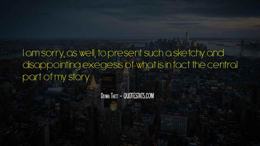 Best Sketchy Quotes #441443