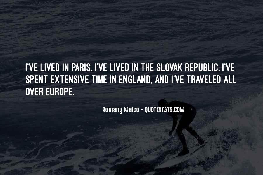 Best Slovak Quotes #1076857
