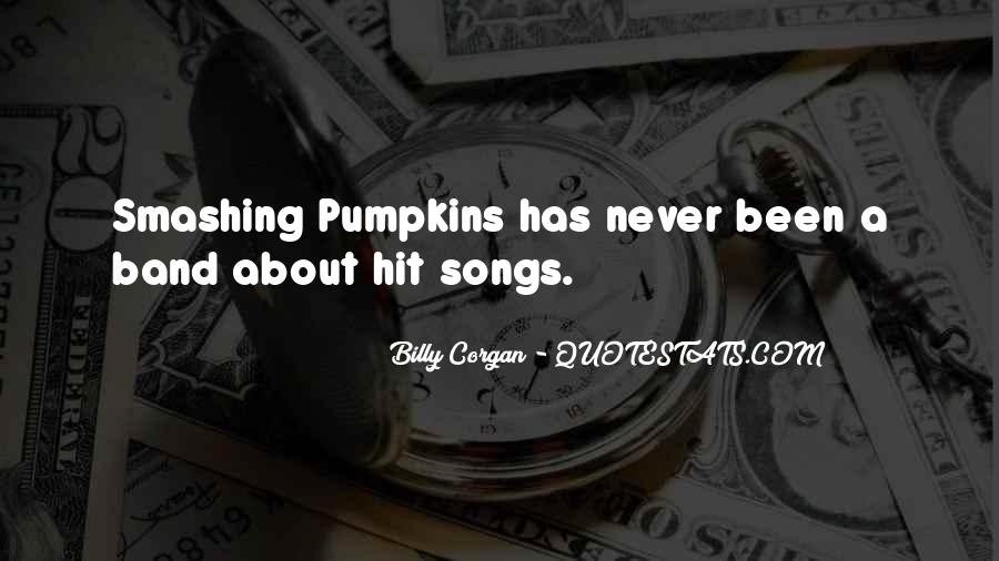 Best Smashing Pumpkins Song Quotes #1353565