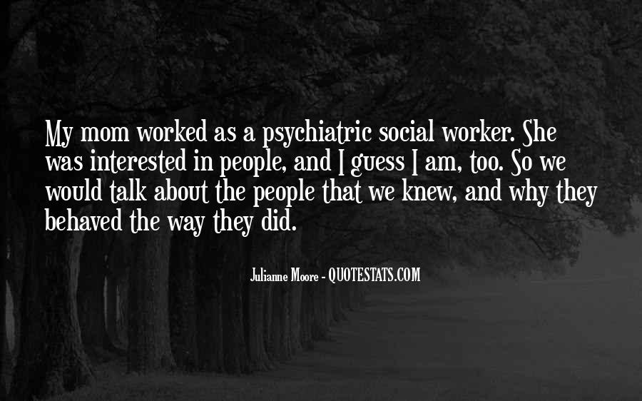 Best Social Worker Quotes #491155