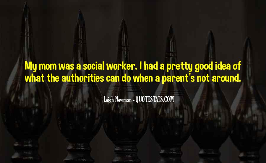 Best Social Worker Quotes #734710