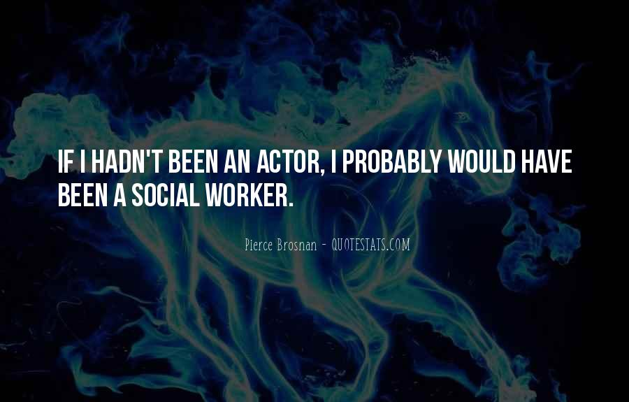Best Social Worker Quotes #764379