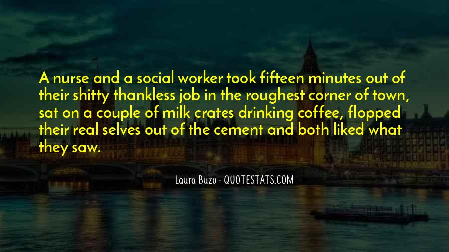 Best Social Worker Quotes #769346