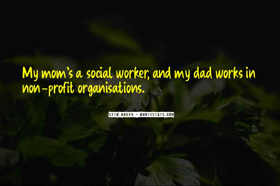 Best Social Worker Quotes #939670