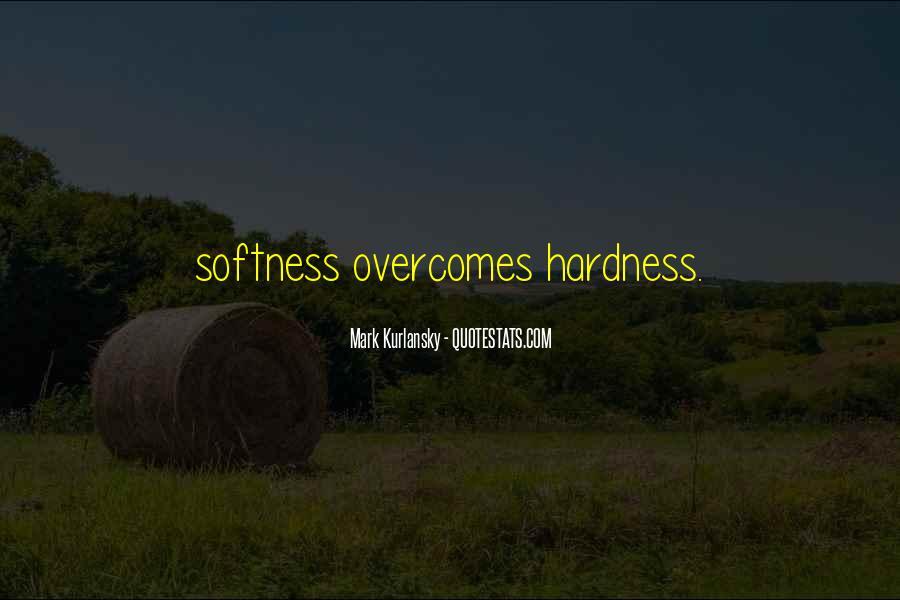 Best Softness Quotes #123489