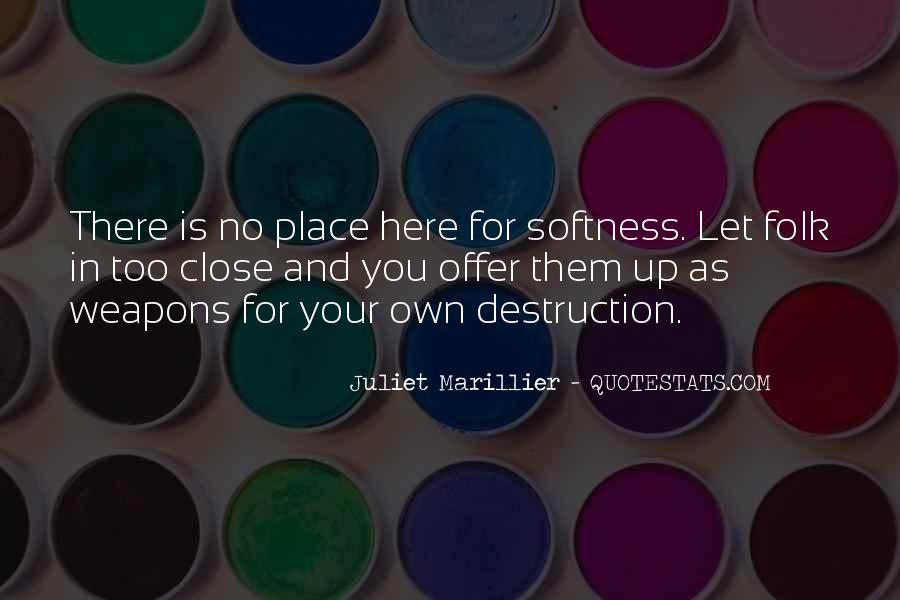 Best Softness Quotes #128714