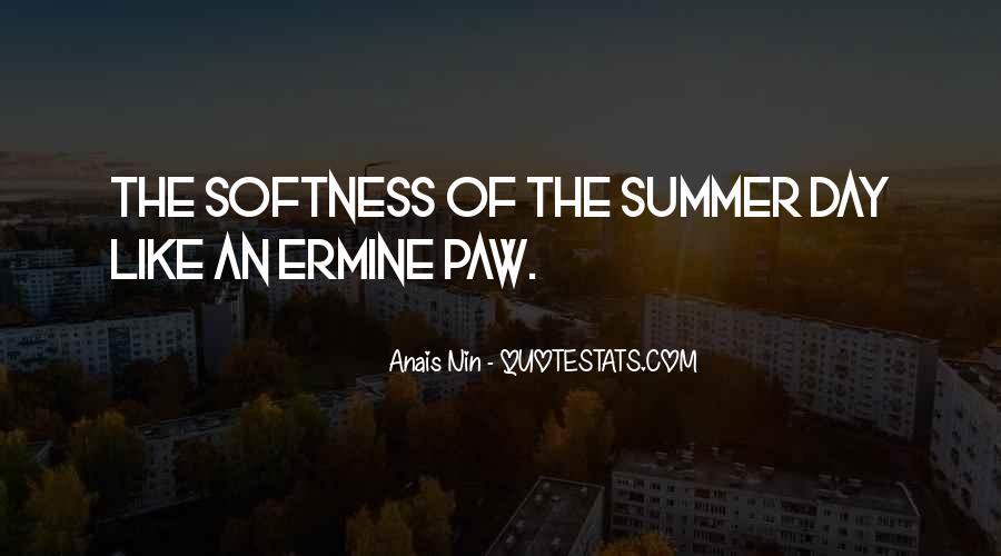Best Softness Quotes #43384