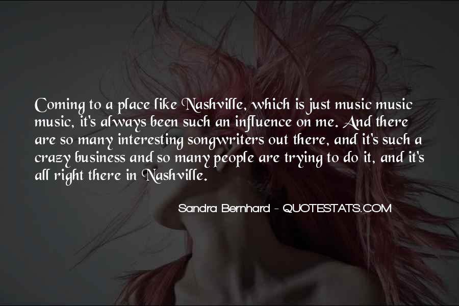 Best Songwriters Quotes #121989