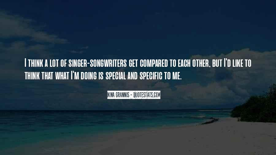 Best Songwriters Quotes #147661