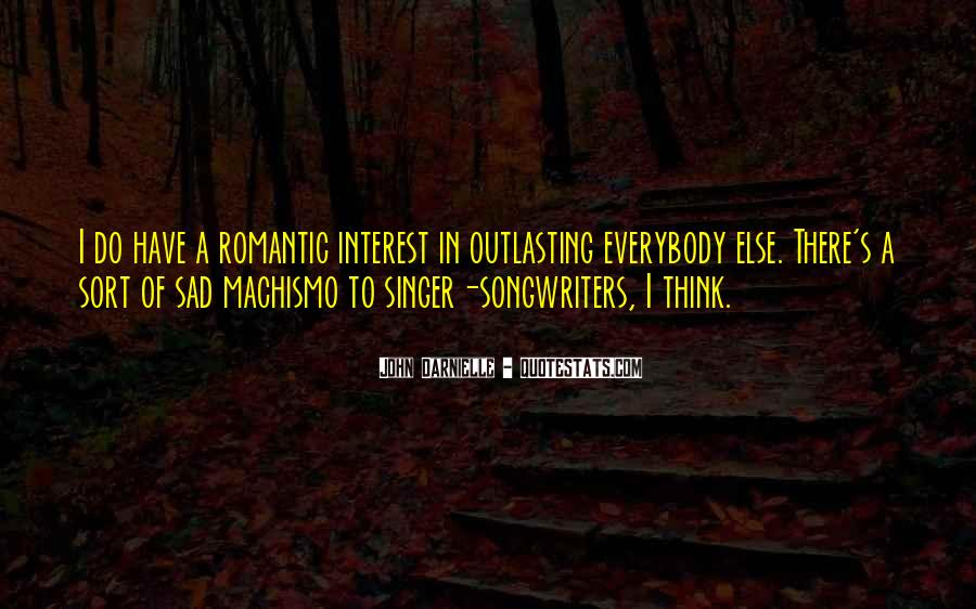 Best Songwriters Quotes #158638
