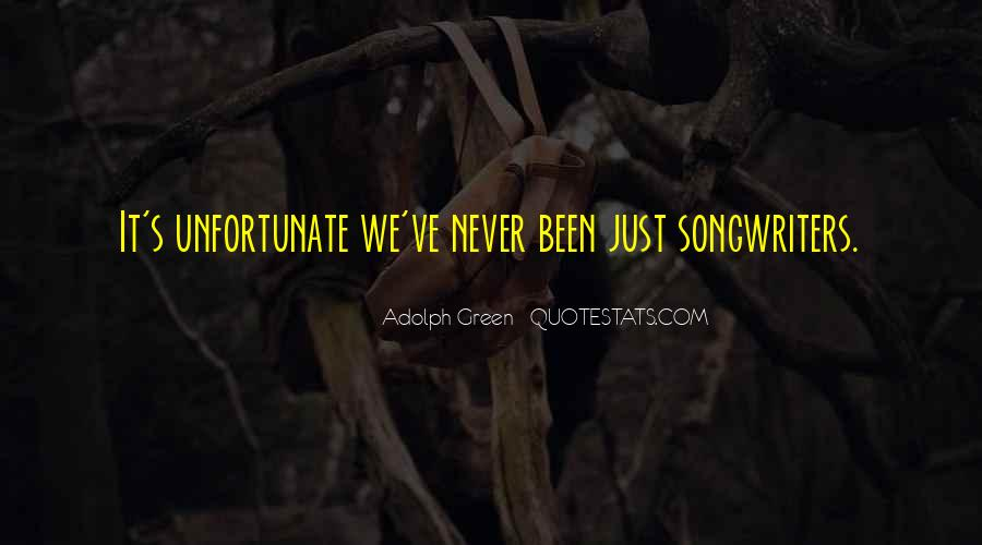 Best Songwriters Quotes #196262