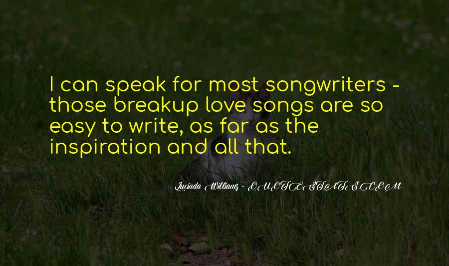 Best Songwriters Quotes #220330