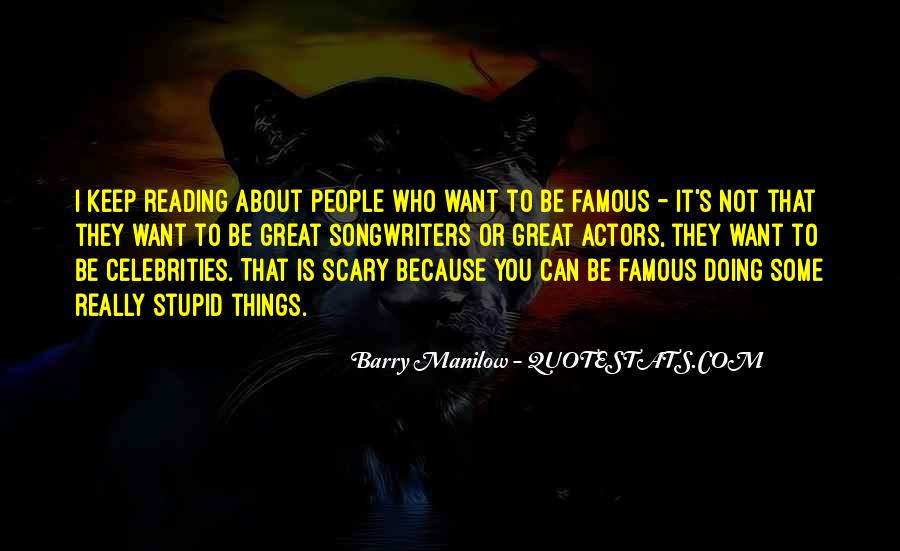 Best Songwriters Quotes #267766