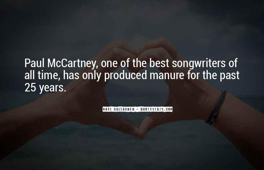Best Songwriters Quotes #318239