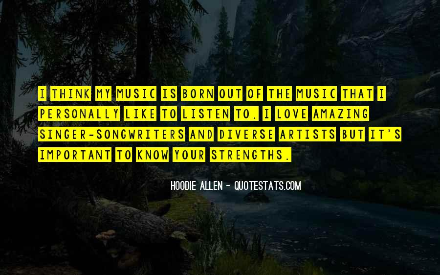 Best Songwriters Quotes #4444