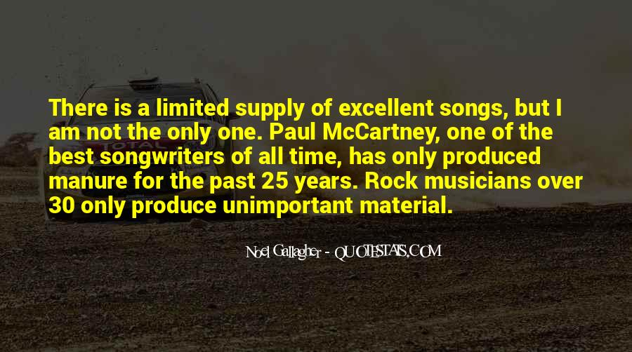 Best Songwriters Quotes #505756