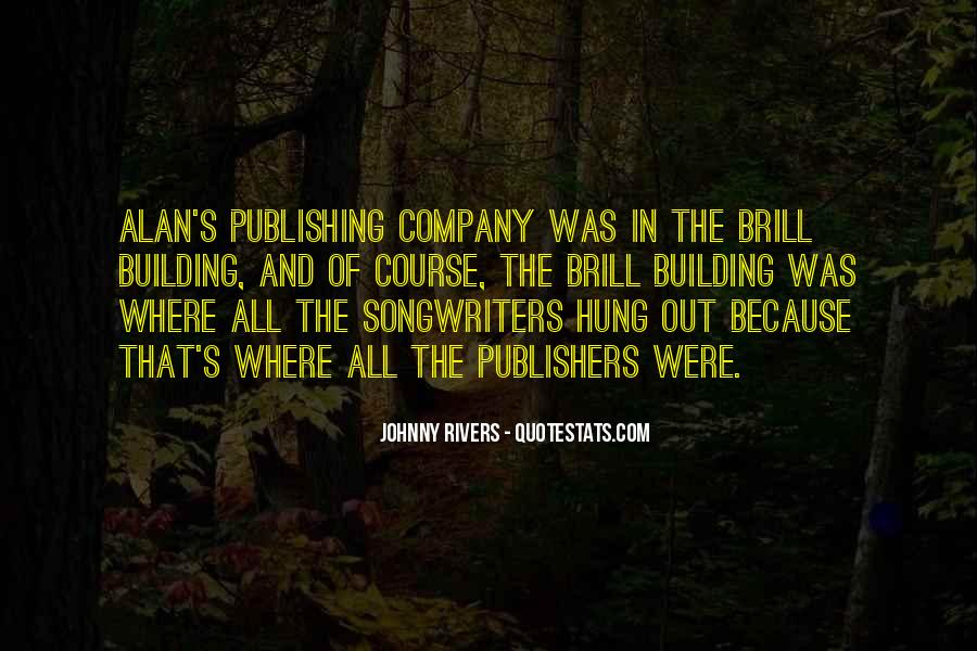 Best Songwriters Quotes #75834