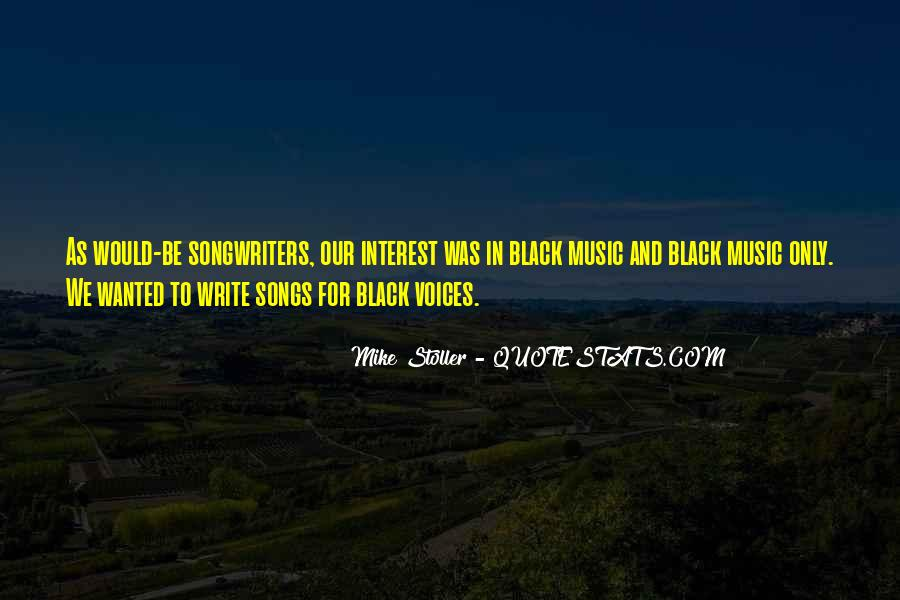 Best Songwriters Quotes #80544