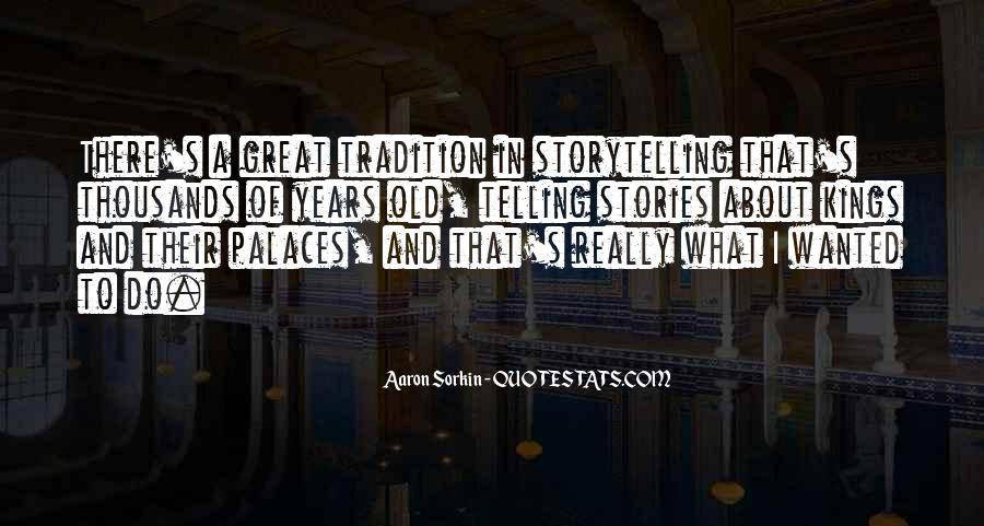 Best Sorkin Quotes #104801