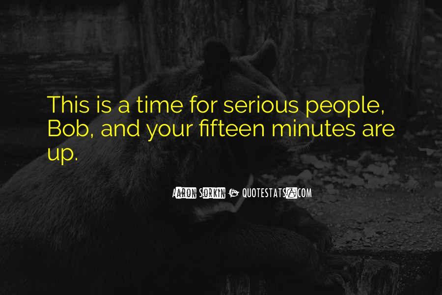 Best Sorkin Quotes #106756