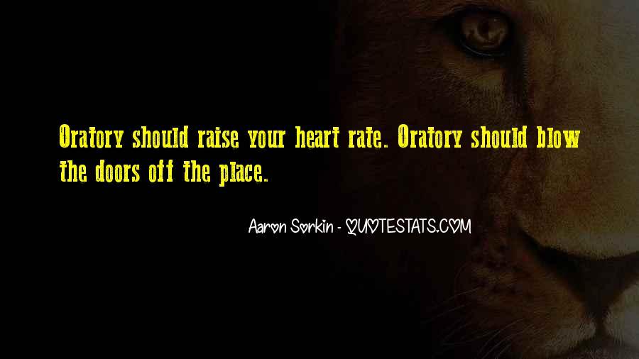 Best Sorkin Quotes #108910