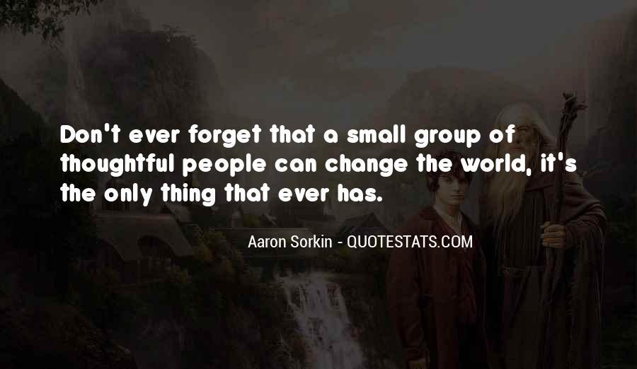 Best Sorkin Quotes #172397