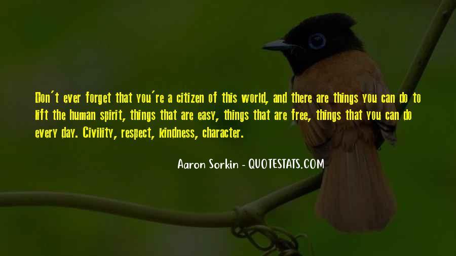 Best Sorkin Quotes #198670