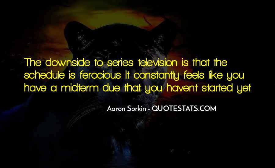 Best Sorkin Quotes #205964