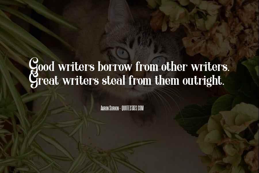Best Sorkin Quotes #217383
