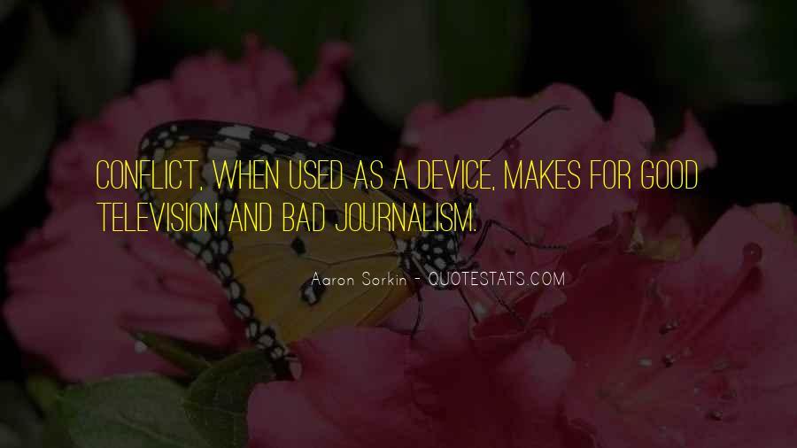 Best Sorkin Quotes #270474