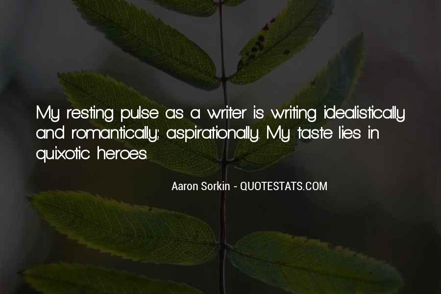 Best Sorkin Quotes #342387