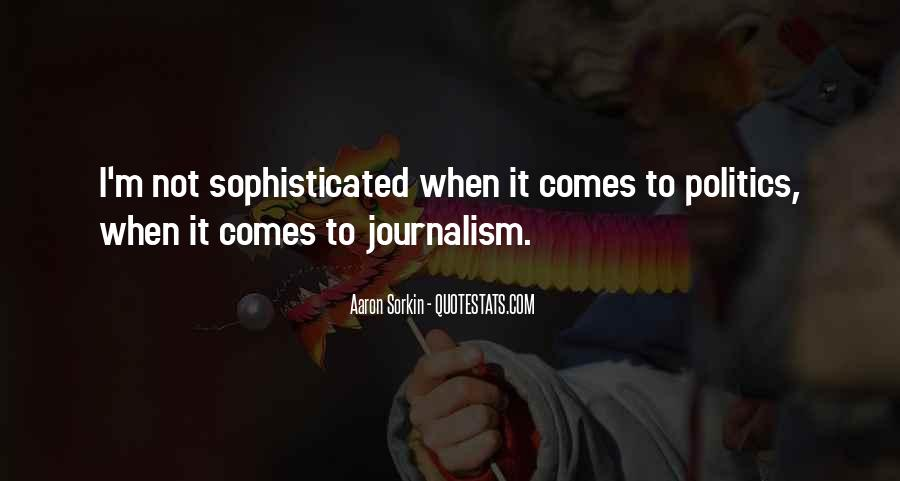 Best Sorkin Quotes #41093
