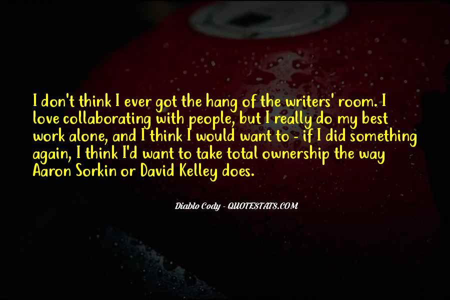 Best Sorkin Quotes #656328