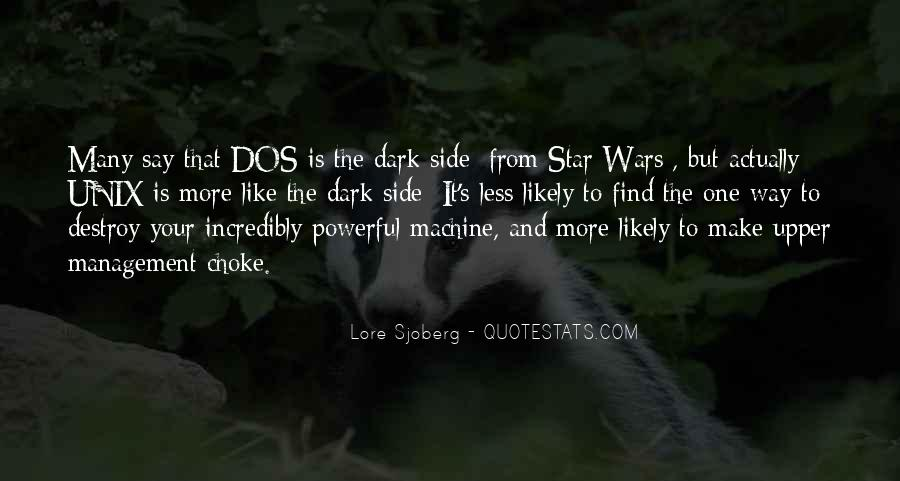 Top 23 Best Star Wars Dark Side Quotes: Famous Quotes ...