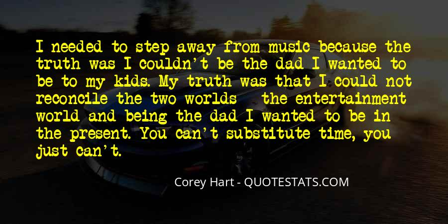 Best Step Dad Quotes #1588262
