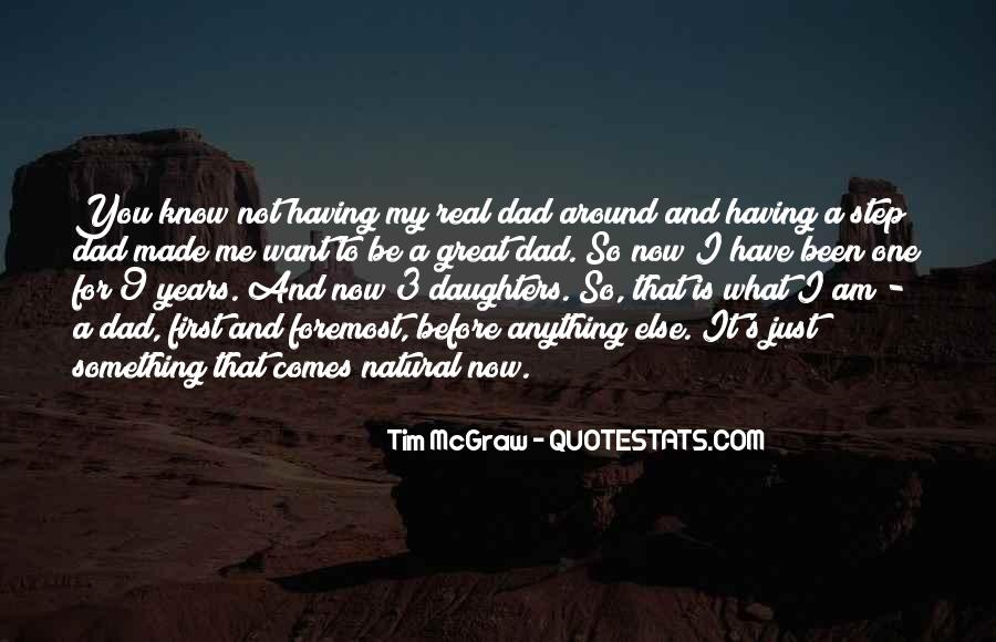 Best Step Dad Quotes #1845103