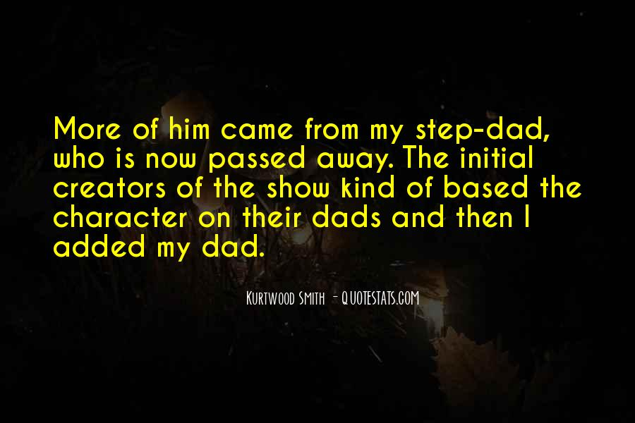 Best Step Dad Quotes #790434