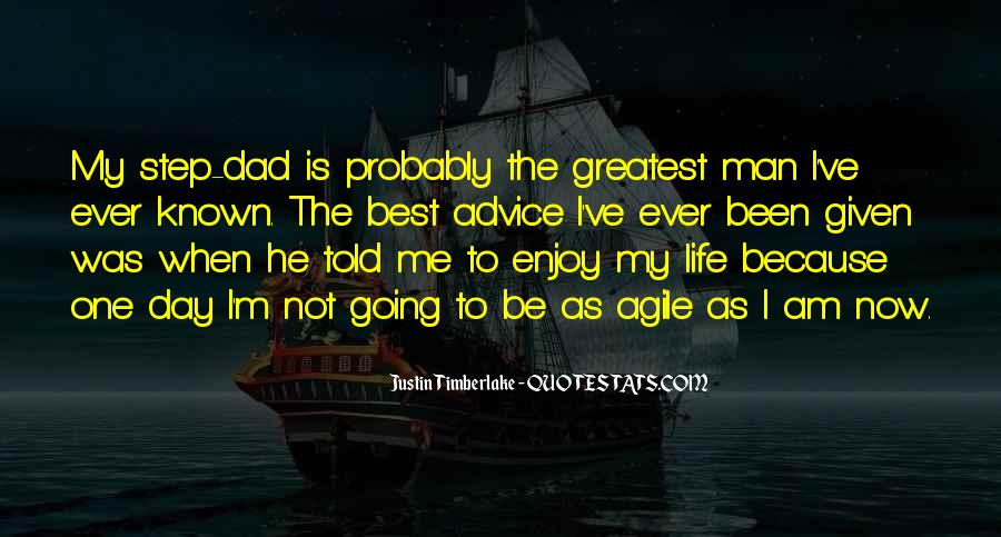 Best Step Dad Quotes #9784