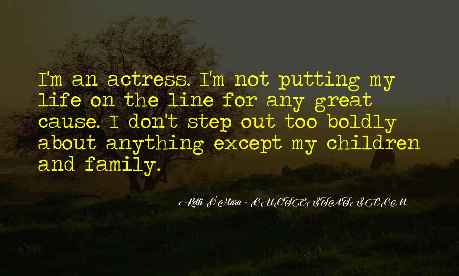Best Step Family Quotes #1108665