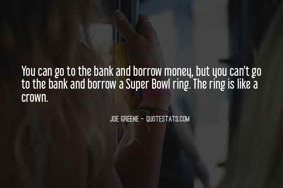Quotes About The Super Bowl #128172