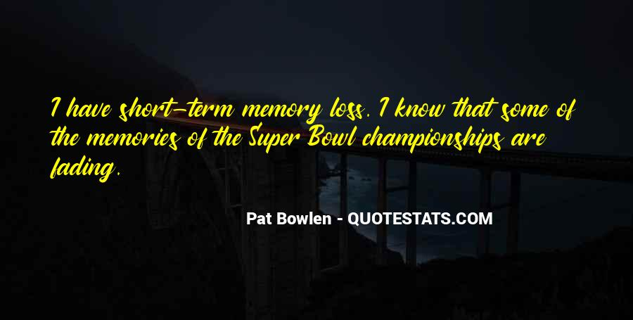 Quotes About The Super Bowl #34453