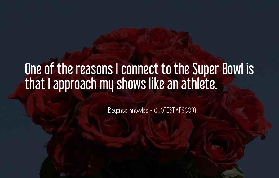 Quotes About The Super Bowl #371346
